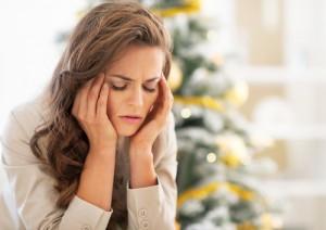 Kvinde med lavt selvtillid og stress hos Kirsten-K