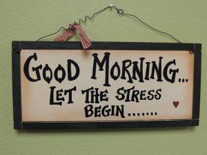 Lad stressymptomer begynde hos Stresscoach Kirsten-K