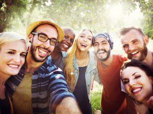 Du kan forebygge stress ved at grine mere